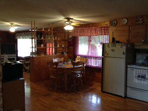 Log Home on 95 Acres. Great for Hobby Farm