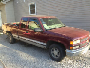 97 Chev C1500 Need gone