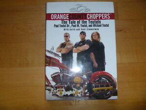 MOTORCYCLE:ORANGE COUNTY CHOPPERS BOOK