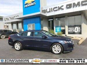 2016 Chevrolet Impala 2LT-V6-Leather/Cloth Seats-Camera-Pwr Seat