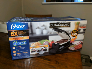 Oster grill - new!