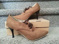 brand new, never worn shoes