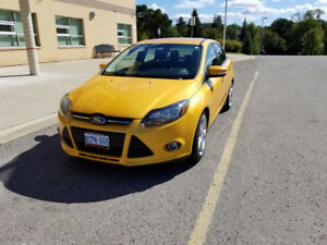 2012 Ford Focus Titanium Sedan - Fully Loaded