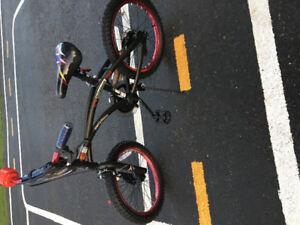 """Power Rangers 18"""" bike"""