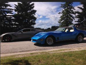 1980 Corvette for Sale