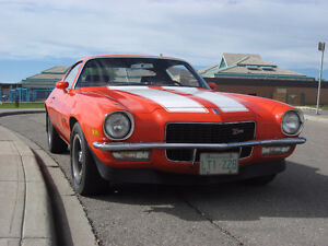 Original Owner 1970 Z/28 Camaro