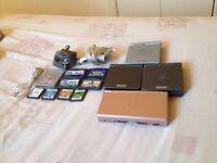 Gameboy Advance et Nintendo ds lite