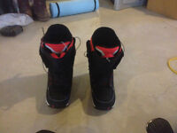 size 12 snowboard boots *FIRM*