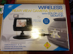 Rearview Backup Camera system