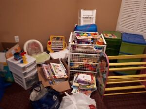Daycare closing lots of items for sale