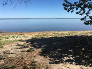 LAKE FRONT LOT IN JOUSSARD