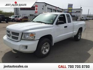 2010 Dodge Dakota 4X4,EXT.CAB,PWR PKG, CLOTH,AUTO,CANOPY