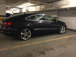 2010 VW CC: 4 Cyl, 6 Speed, Manual, 2L Turbo  in Mocha Pearl