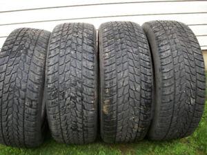 4 pneus d hiver Toyo 245 55 19 ,,160 $,,514 571 6904