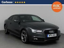2014 AUDI A5 2.0 TDI 177 Black Edition 2dr