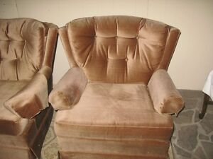Light Brown Chair For Sale
