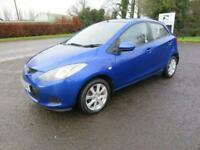 2007 MAZDA 2 1.3 TS2 5DR 84 BHP MOT AUGUST LOW MILEAGE LOW INSURANCE MICRA I10