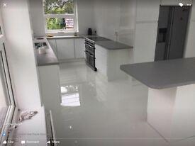 Carpet & laminate fitter & general floor layer