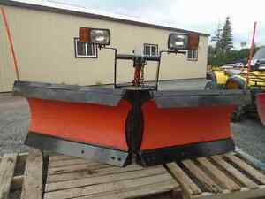 2008 Arctic V Blade Plow 8 Foot Power Angle
