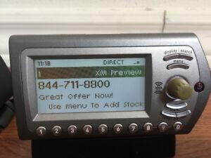 XM radio Sirius satellite receiver