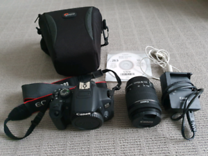 AS NEW Canon EOS 700D Professional DSLR Camera