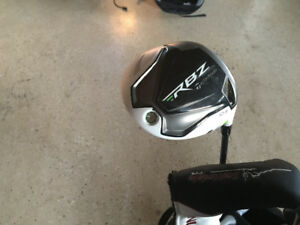 TaylorMade RBZ irons woods driver and hybrirds