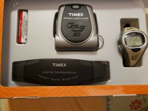 Timex Ironman Heart Rate Monitor & Speed + Distance System