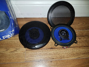 Alpine Car Audio Speakers