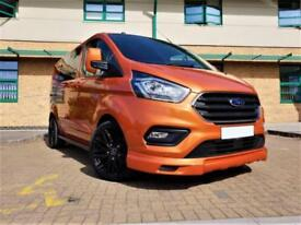 Ford Transit Custom 320 DCIV L1H1 Limited 130ps with Uber sports styling