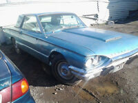 1964 Ford Thunderbird - may part out