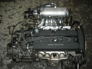 Honda CRV B20B Engine 1997-2001