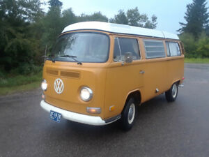 VW Westfalia 1972