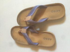 Aeropastle Flip Flops NEW
