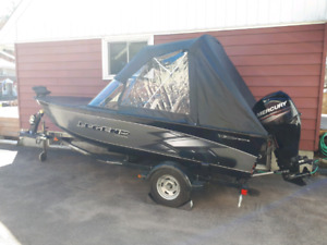 Legend 16 Xtreme fishing boat package.