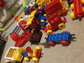 WANTED LEGO DUPLO ANY OLD VINTAGE LEGO DUPLO