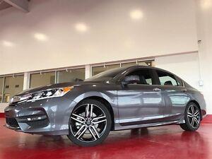 2017 Honda Accord Sedan L4 Sport Honda Sensing CVT