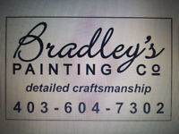 Bradley's Painting Co.