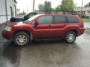 2007 Mitsubishi Endeavor Limited SUV, Crossover