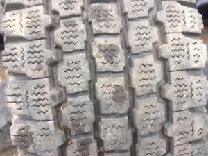 4 snow tires