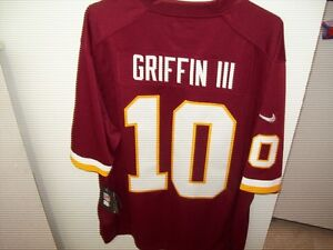 Robert Griffin III Washington Redskins NFL Jersey New w/Tags