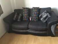DFS hardly used sofa bed