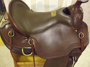Gen 11 Tucker Southpass Trail Saddle