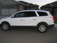 2012 AWD Enclave Bluetooth DVD