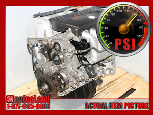 HONDA CIVIC K20A 2.0L DOHC I VTEC ENGINE 02-06