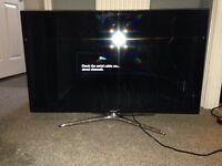 Samsung 42inch smart 3D tv (screen damaged)