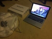 MacBook Pro 13 - Early 2011 - i5 2.3GHz - Upgraded latest OS X