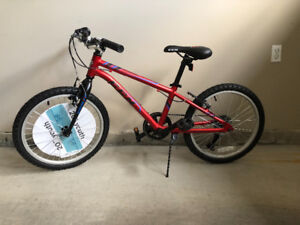 Brand New bike for a 6-8 year old.