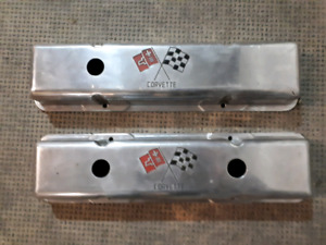 350 Chevy Cylinder Head Covers (Corvette)