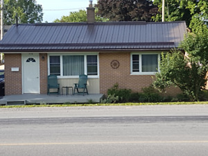 316 Belleville Road 2 Bdrm/1.5 bth,  great lot August 1. $1500+