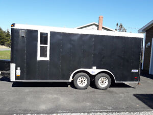 20 ft. enclosed trailer VG condition
